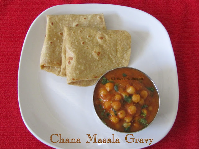 Chana Gravy