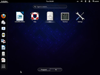 Fedora 19 screenshots