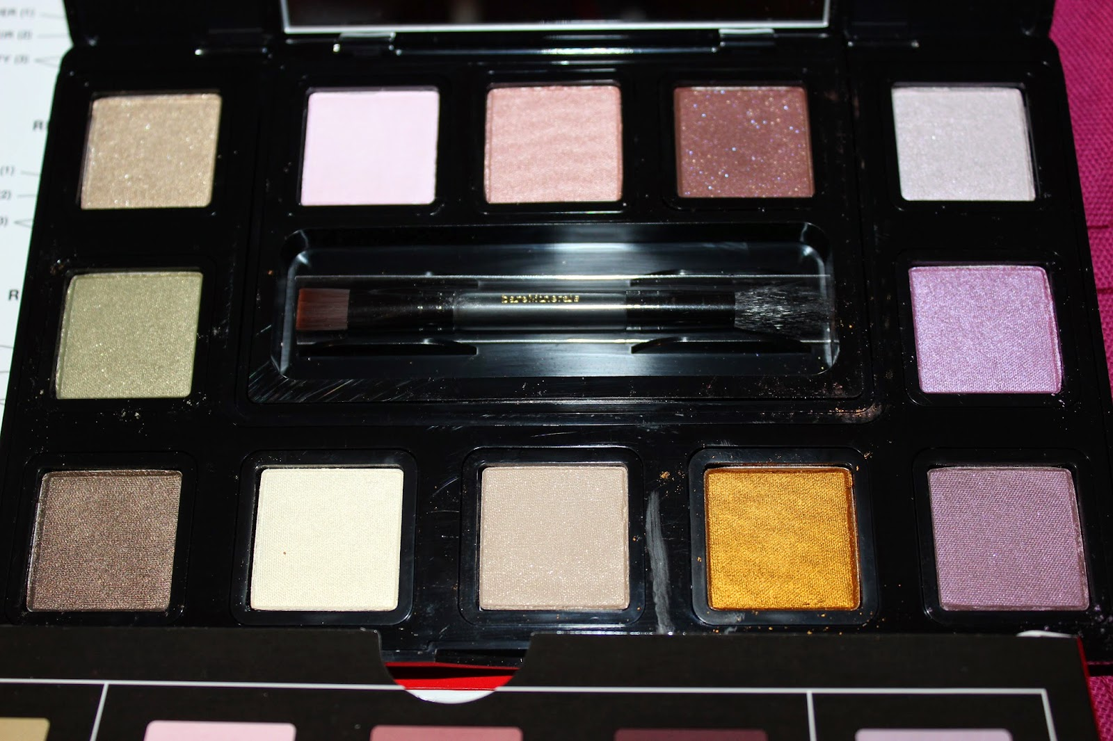 the color extravaganza bareMinerals