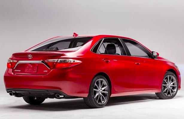 How Much Is A New Toyota Camry 2017