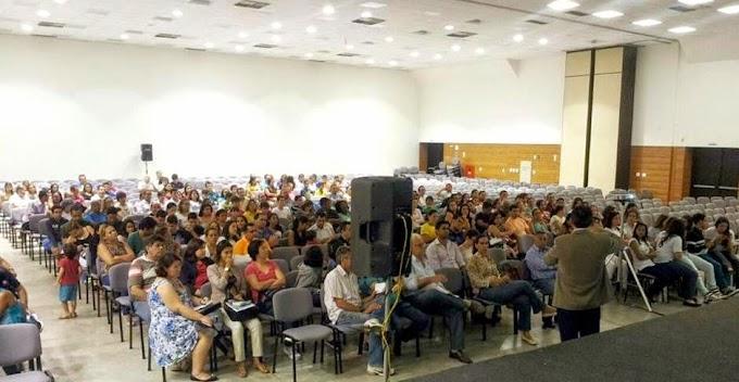 SEEL reúne delegação que representará o RN nos Jogos Escolares Brasileiros