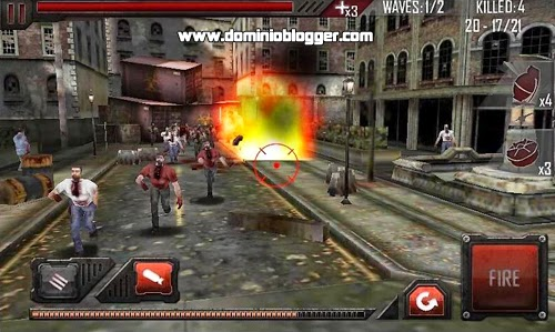 Descarga gratis el juego de Asesino de Zombies 3D para Android