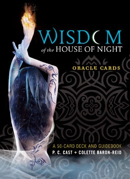 In my ear deck review wisdom of the house of night oracle cards