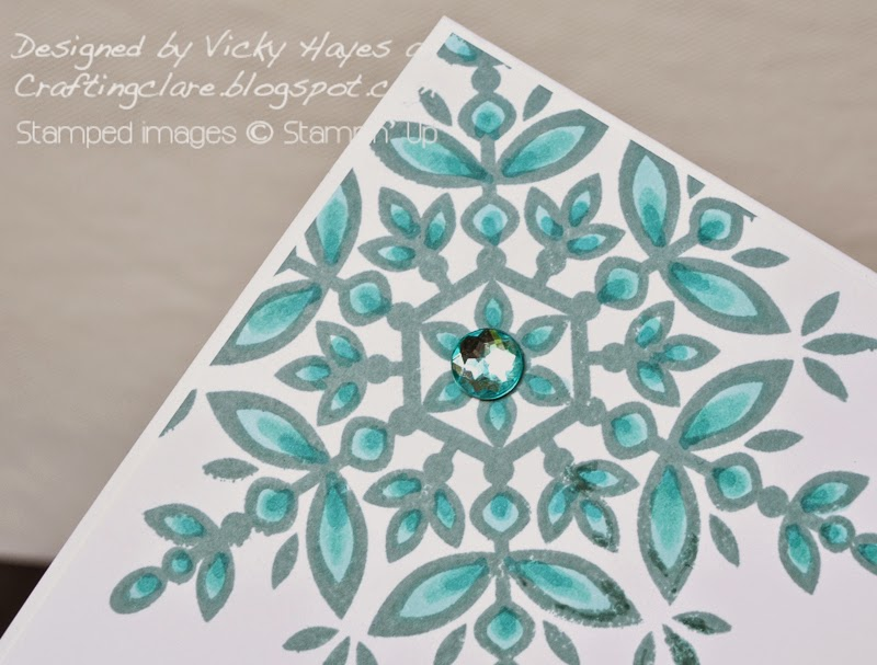 New Stampin' Up blendabilities available online from SU demo Vicky Hayes
