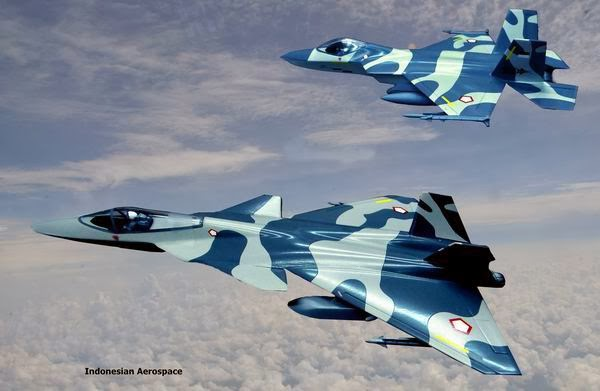 Proyek Pesawat Tempur KFX/IFX dilanjutkan