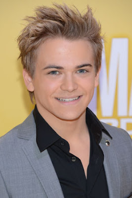 HUNTER HAYES SHORT HAIRSTYLE
