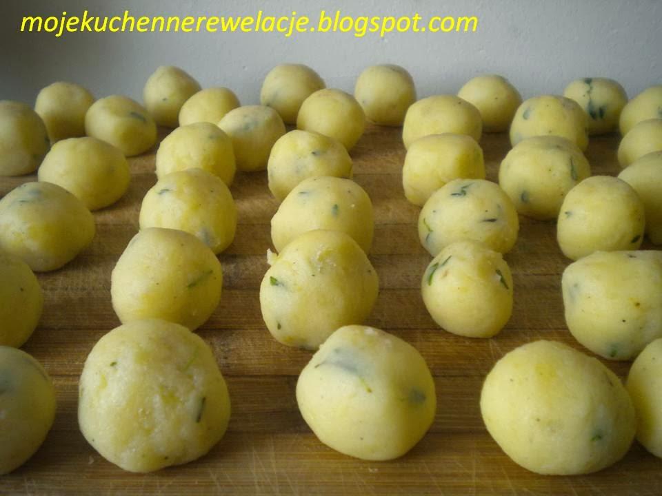 ziołowe kuleczki