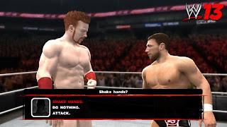 wwe 13 screen 5 Universe Mode Is Back In WWE 13   Details, Video, & Screenshots
