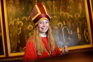 girl bishop