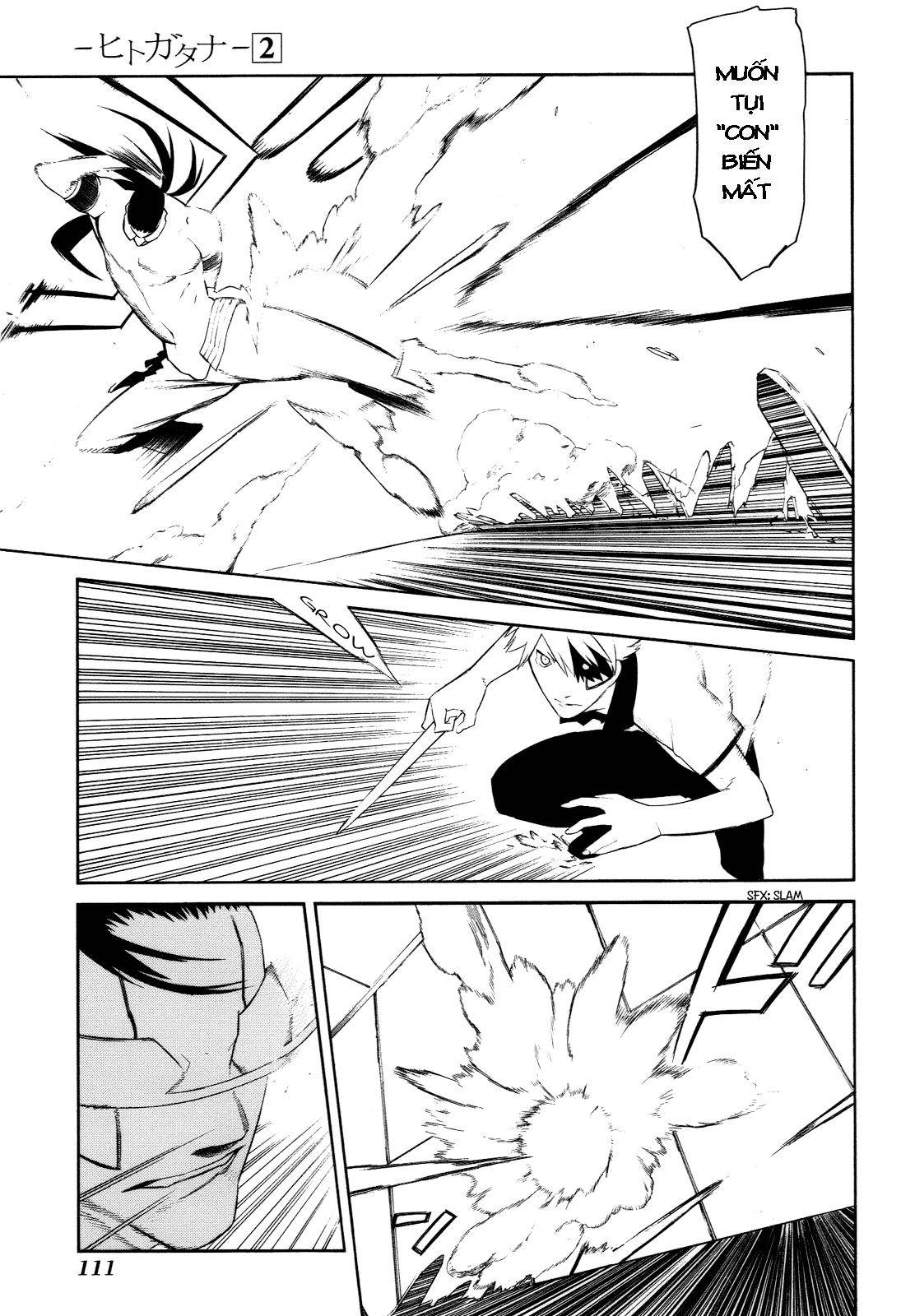 TruyenHay.Com - Ảnh 5 - Hitogatana Chapter 8
