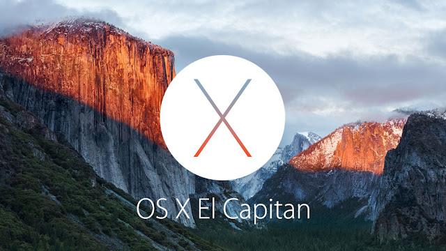 Apple Mac OS X El Capitan cover image 00