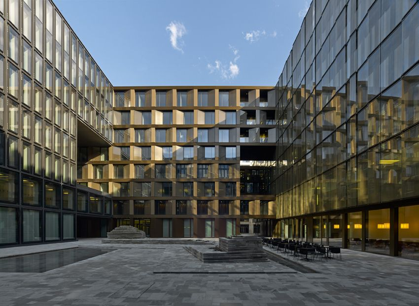 A f a s i a david chipperfield for Architecture zurich
