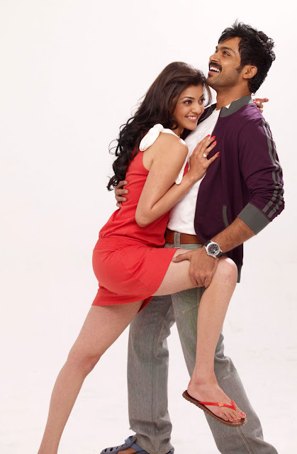 Karthi, Kajal Agarwal Naa Peru Siva Movie Photo  Gallery