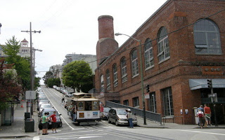 outlook of-san francisco-cablecar museum