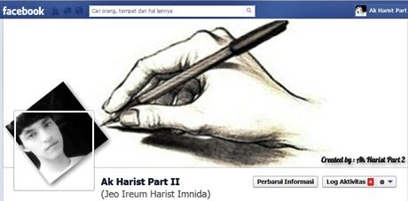 sampul facebook, menyatukan profil dan sampul fb, membuat tampilan