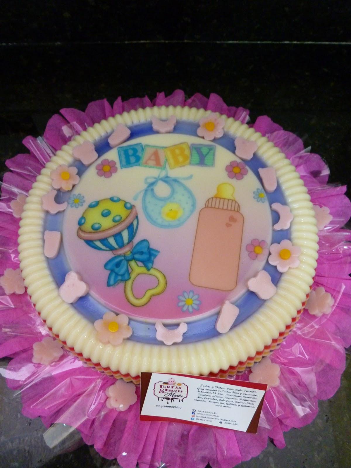 Gelatinas Decoradas | Tortas y Dulces Mariu