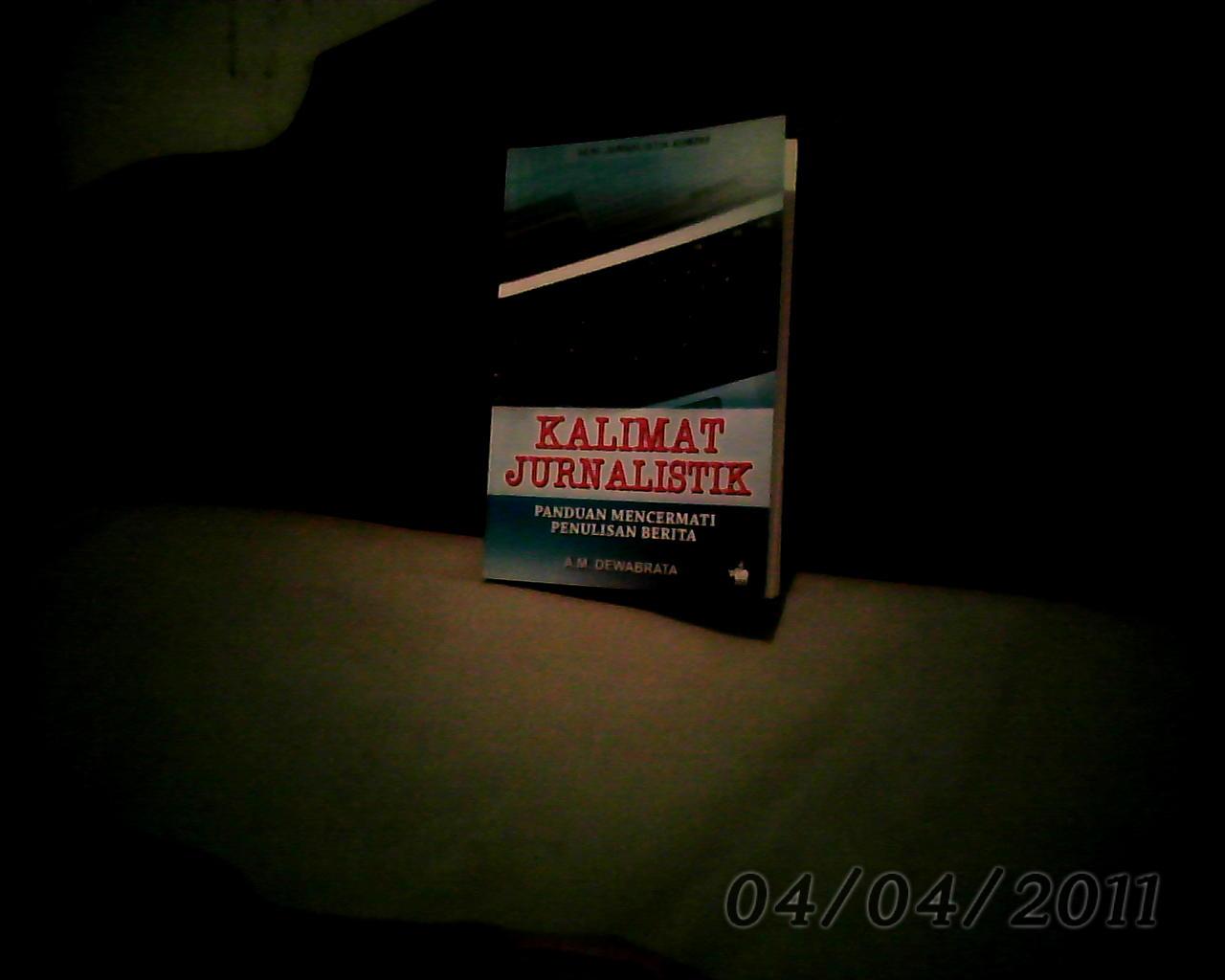 Resensi Buku Kalimat Jurnalistik