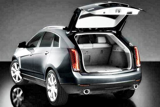 2016 Cadillac SRX Premium Collection Prices Released  CAR DRIVE