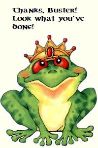 Mystara Alphatia Foresthome Greenwood frog princess