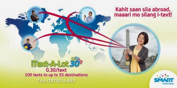 Smart iText-A-Lot 30, International Text Promo