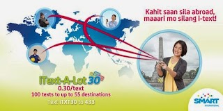 Smart iText-A-Lot 30, International Text Promo