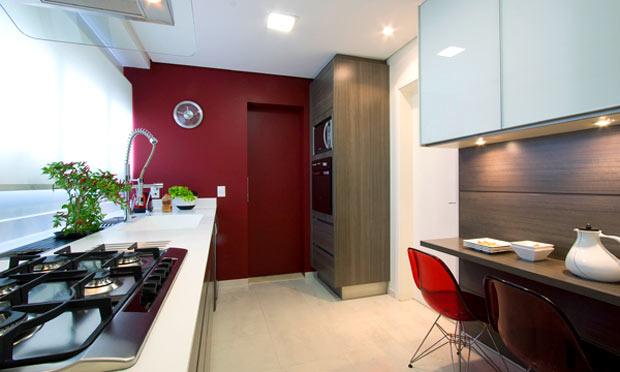 Só uma parede colorida!   jeito de casa   blog de decoração