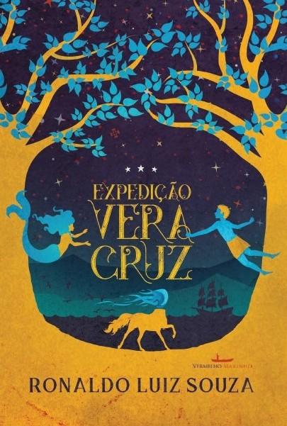 O Livro Expedição Vera Cruz