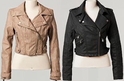 jaquetas de couro ellus
