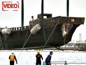 Μυστήριο με Πλοία- φαντάσματα γεμάτα σκελετούς στην Ιαπωνία (Βίντεο)