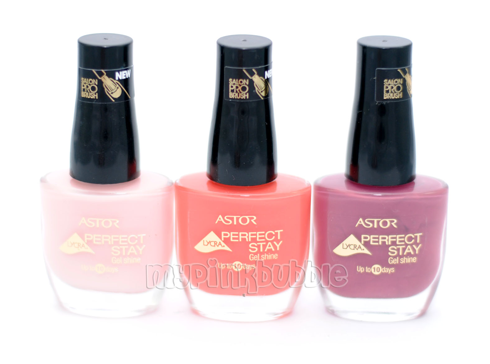 Esmaltes astor perfect stay