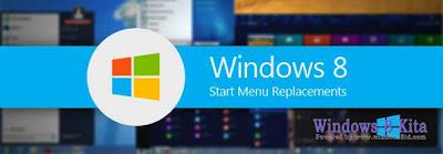 Apps Untuk Windows 8 Start Screen dan Start Menu Yang Menarik dan Bagus
