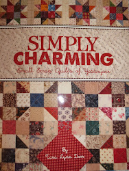 Simply Charming Every Other Month Mini Sew Along