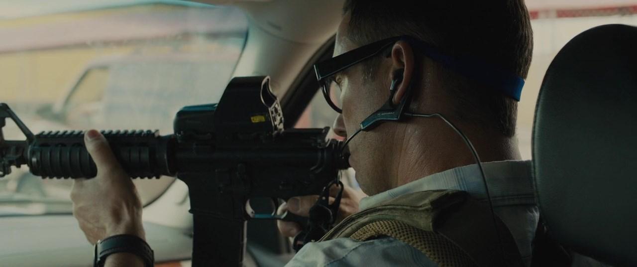 Sicario BRrip 720p Latino (2015) [Mega]