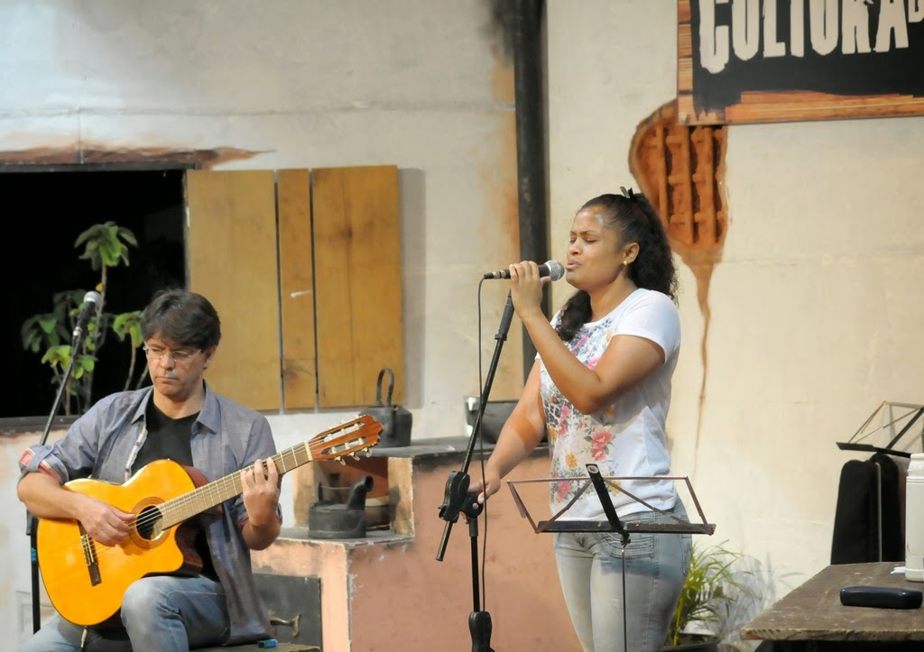 Geremias Cruz e Martha Rocha