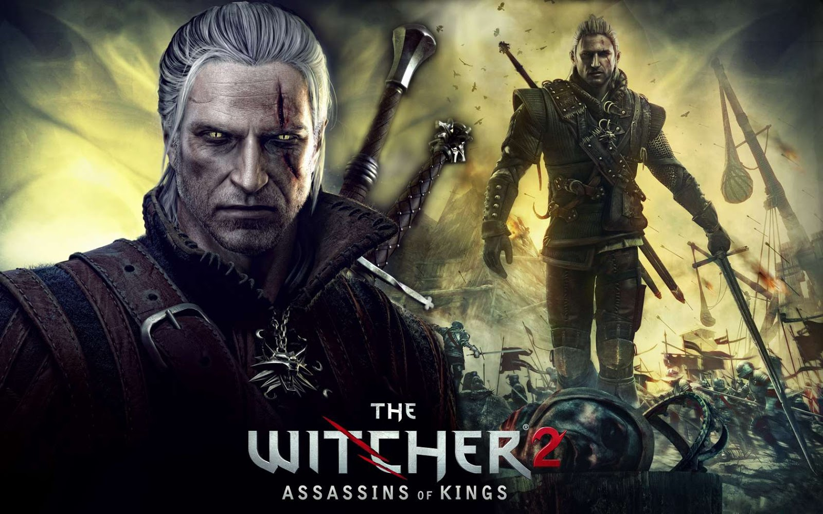 Fond dcran HD GRATUITS : The Witcher 2 : Assassins of Kings ...