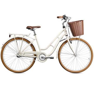 flot herre cykel