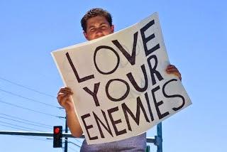 วันเสาร์ สัปดาห์ที่ 1 เทศกาลมหาพรต: การรักศรัตรู