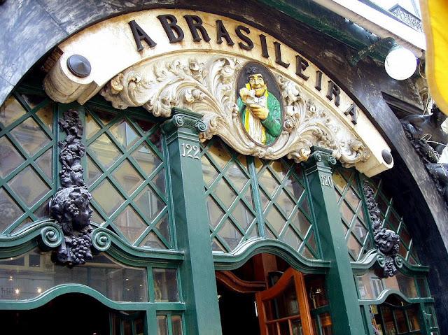 Cafeteria A Brasileira, Lisboa
