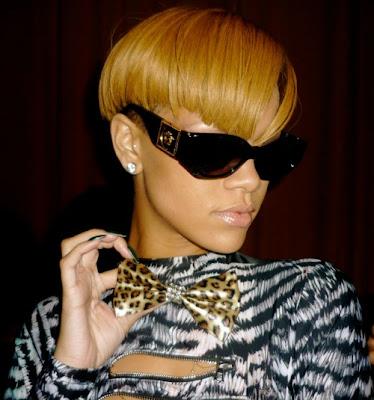 Rihanna Marc C Leopard brooch