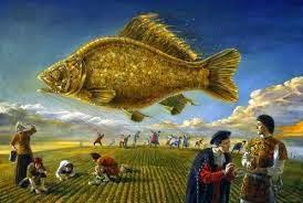 SANTA sardina...