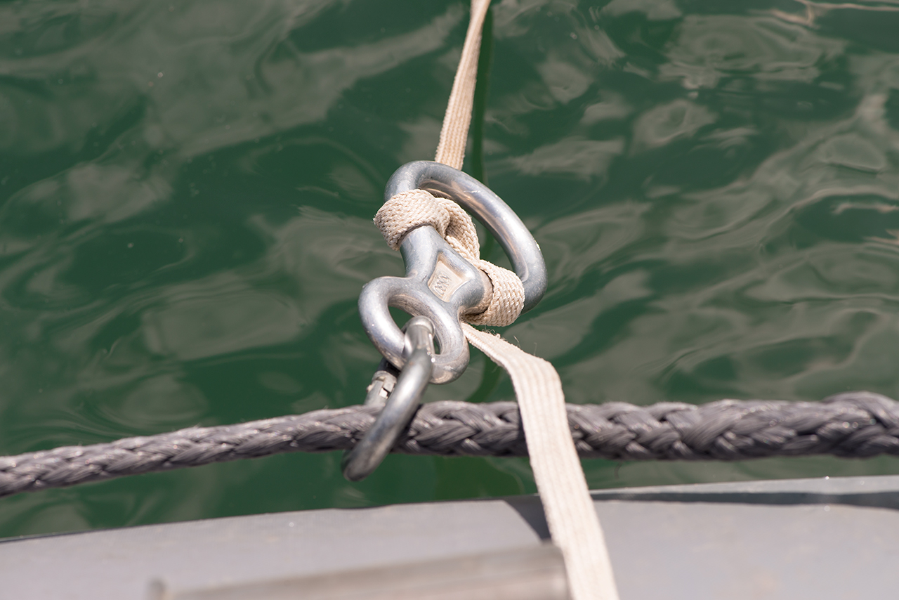 веревка для лодок пвх