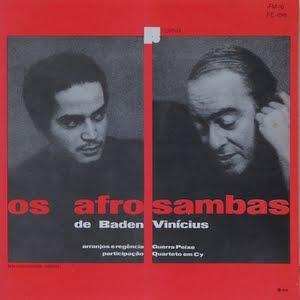 Discos para história #166: Os Afro-Sambas, de Baden Powell e Vinicius de Moraes (1966)