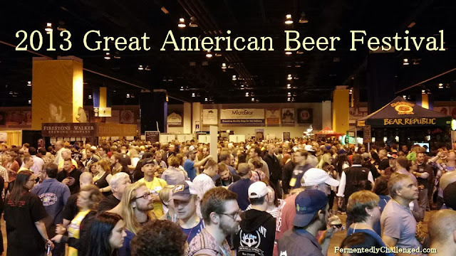 2013 Great American Beer Festival photos