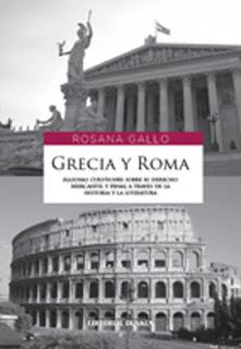 grecia y roma, rosana gallo, derecho mercantil y penal en la antiguedad