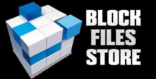 Block Files Store