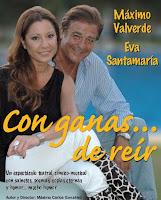 Del 17 al 20 de mayo de 2012, con Máximo Valverde y Eva Santamaría en el Teatro Quintero de Sevilla