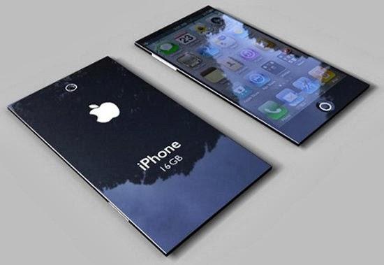 Iphone 6 sẽ có màn hình 4,9 inch