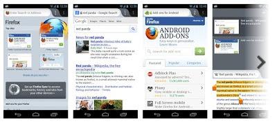aplicacion firefox android