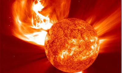 Actividad solar podría producir terremotos en el Anillo de Fuego 4094