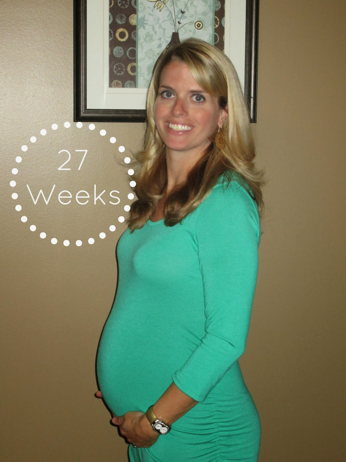 Go Back > Gallery For > 27 Weeks Pregnant Belly Second Baby